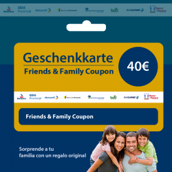 Friends & Family Coupons 40